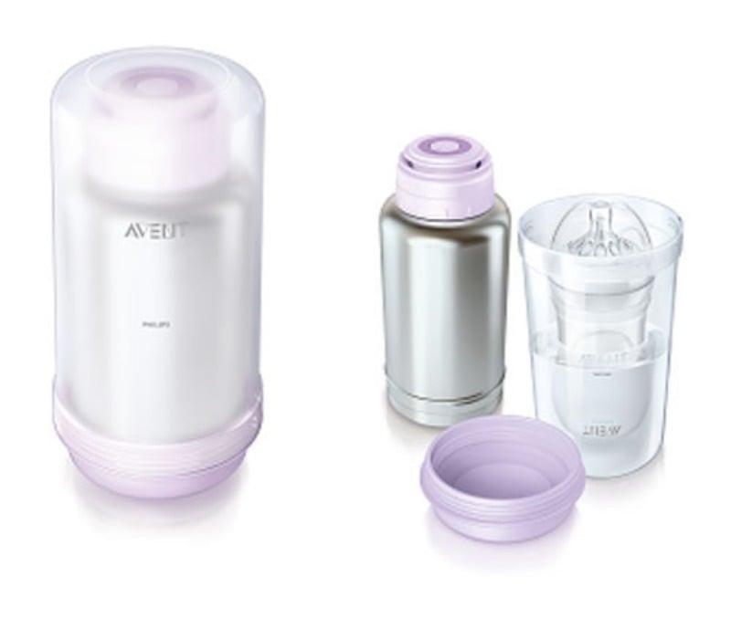 Philips Avent SCF256/00 Δοχείο Διατήρησης Θερμοκρασίας Μπουκάλι Θερμός, 1 τεμάχιο