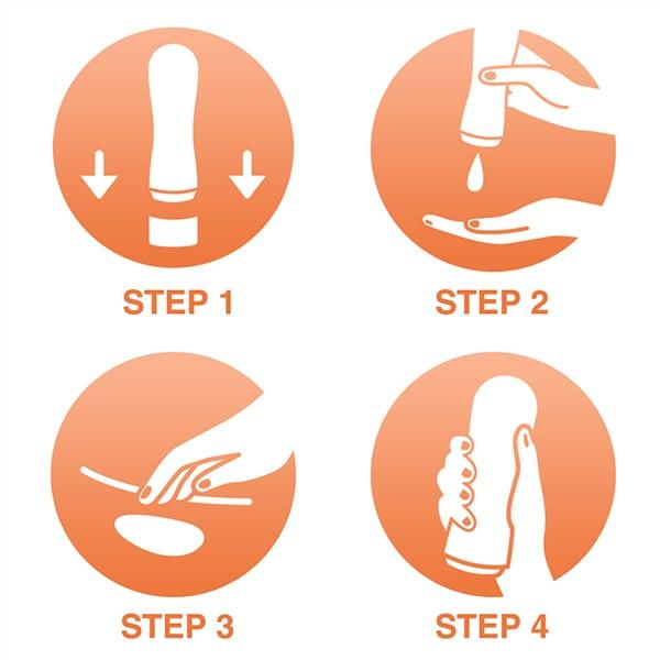 Durex Play Massage 2 σε 1 Guarana Διεγερτικό Gel για Μασάζ ή Χρήση ως Λιπαντικό με Guarana, 200ml-0