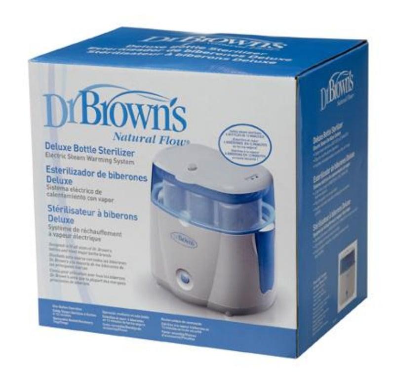 Dr. Brown's 856 Ηλεκτρικός Αποστειρωτής Ατμού 6 Θέσεων, 1 τεμάχιο