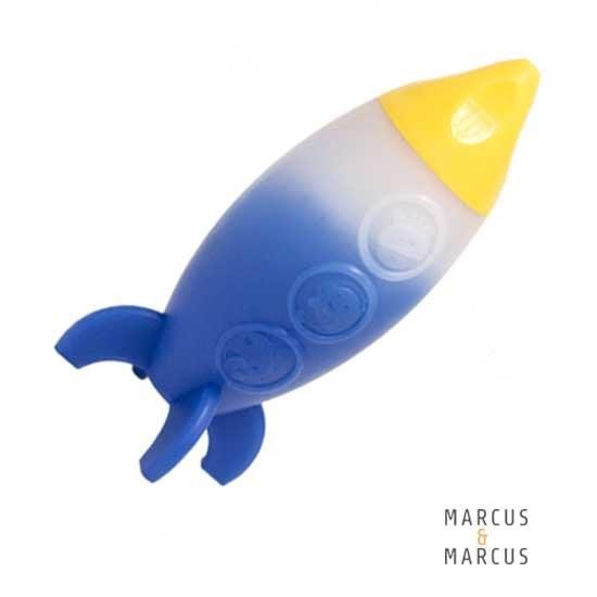 Marcus & Marcus Ανοιγόμενο Παιχνίδι Μπάνιου Πύραυλος 18m+, 1 τεμάχιο