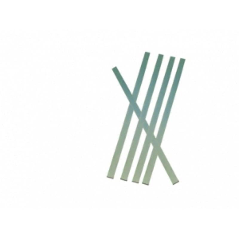 ADCO Νάρθηκας Δακτύλου 0.5 m (03305) από εύκαμπτο ελαφρύ αλουμίνιο με αφρώδη επένδυση, για ακινητοποίηση δακτύλων, κάταγμα φαλαγγών δακτύλων, κακώσεις συνδέσμων ή τενόντων, Δυνατότητα να κοπεί στην διάσταση που εξυπηρετεί το κάθε περιστατικό, 1 ζεύγος
