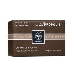 APIVITA Mini Natural Soap with Propolis, 125gr