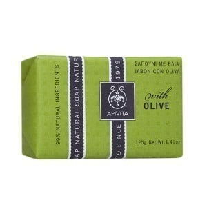 APIVITA Natural Soap with Olive,125gr