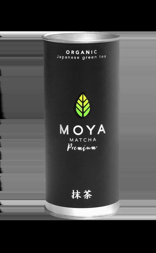 Vican Moya Matcha Organic Japanese Green Tea Premium Yψηλής Ποιότητας Βιολογικό Τσάι, 30gr