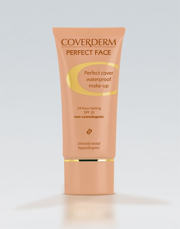 Coverderm Perfect Face, 30ml no.9