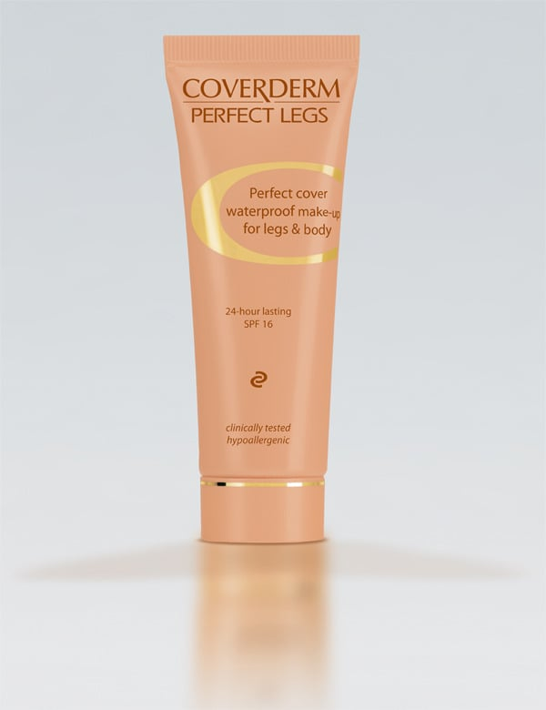 Coverderm Perfect Legs 50ml n.6, (SPF 16)
