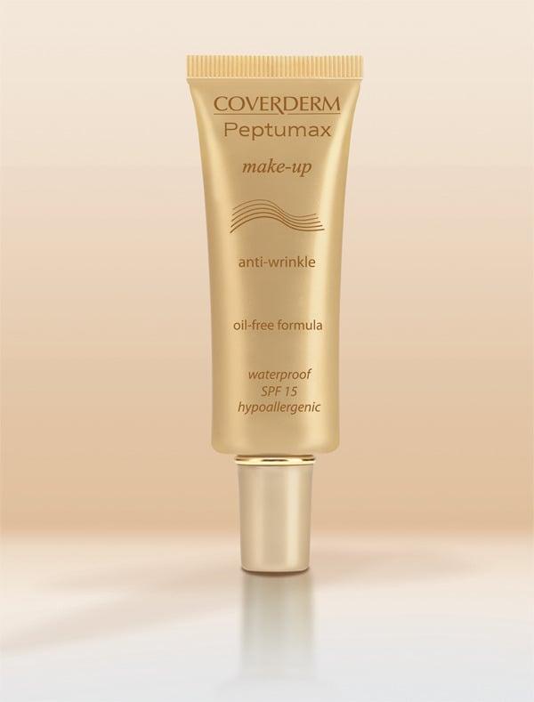 Coverderm Peptumax Make Up Anti-Wrinkle Make Up για Ρυτίδες, n.11, με δείκτη spf 15, 30 ml