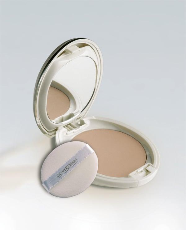 Coverderm Luminous Compact Powder n.1, Πούδρα 10gr