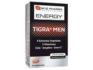 Forte Pharma ENERGΥ TIGRA+MEN, 28 caps