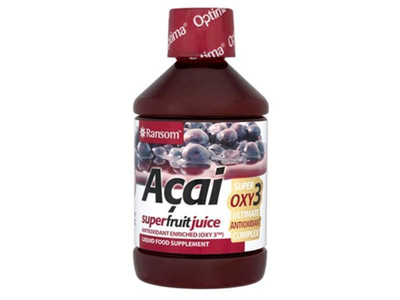 Optima Acai Super Fruit Juice, 500 ml