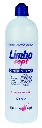 Pharmasept Limbosept Οινόπνευμα 70o, 425ml