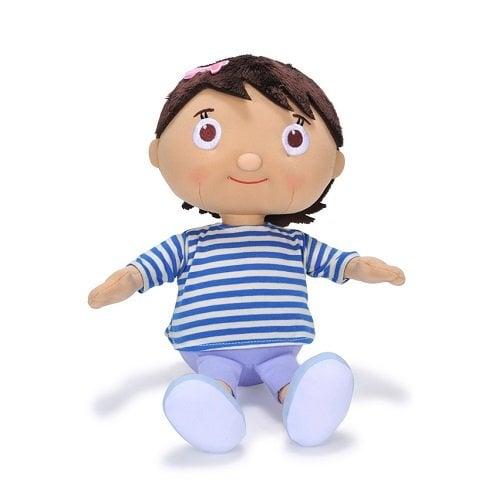 Little Baby Bum MIA Κοριτσάκι Μουσικό Λούτρινο Εκμάθησης, 1 τεμάχιο