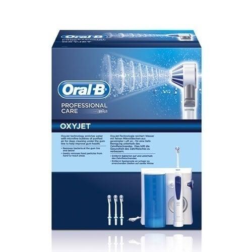 OralB Επαγγελματικός εκτοξευτής νερού OxyJet MD20