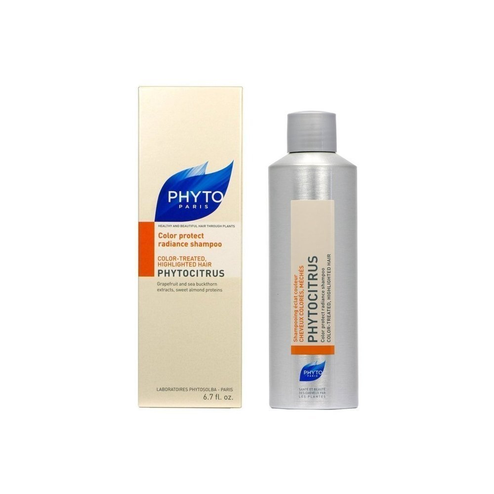 Phyto Phytocitrus Shampoo, 200 ml