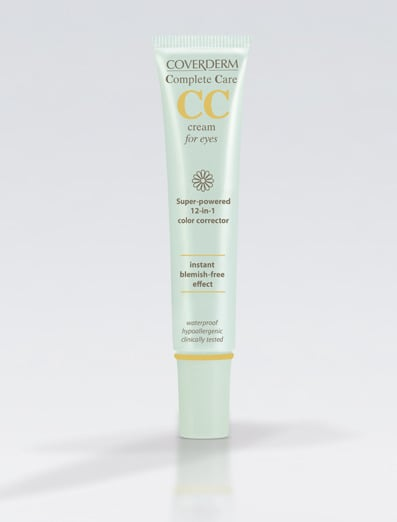 Coverderm Complete Care CC cream for eyes (για τα μάτια) spf15 Soft Brown ,15ml
