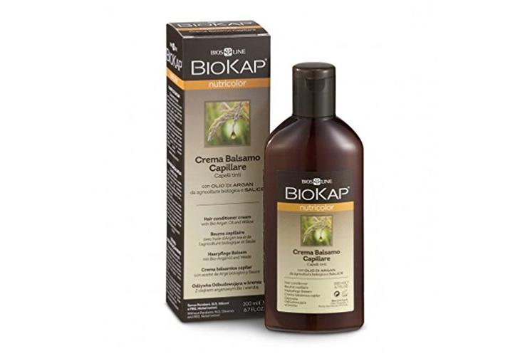 Biokap Nutricolor Conditioner Μαλακτική Κρέμα για βαμμένα μαλλιά, 200ml