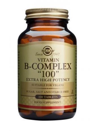 Solgar Formula B Complex 100,100caps