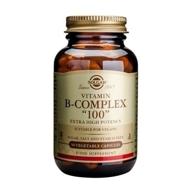 Solgar Formula B Complex 100,50caps