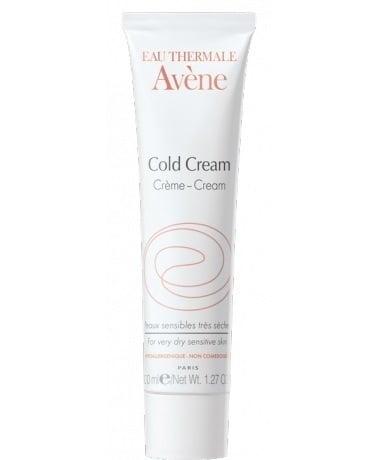 Avene Eau Thermale Cold Cream Ενυδατική Κρέμα για το πρόσωπο & το σώμα, 100ml
