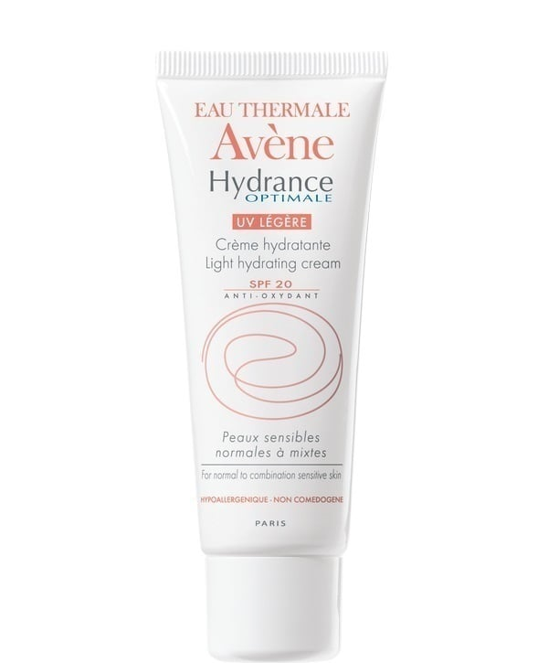 Avene Eau Thermale Hydrance Optimale UV Legere SPF20 Ενυδατική Κρέμα Προσώπου, 40ml