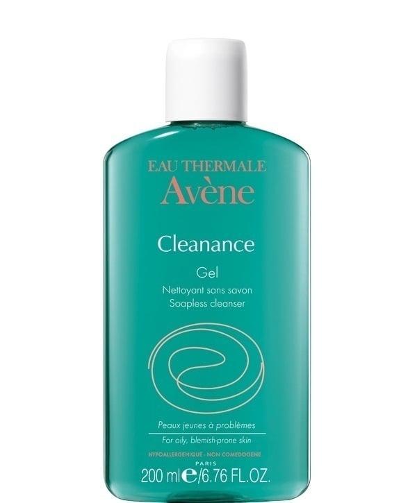 Avene Eau Thermale Cleanance Gel Nettoyant Καθαρισμού, 200 ml