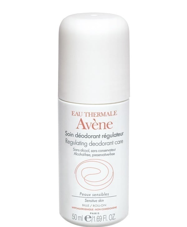 Avene Eau Thermale Soin Deodorant Regulateur Roll On Αποσμητικό μακράς διάρκειας, 50ml