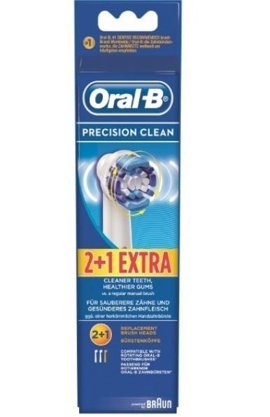 OralB Precision Clean Ανταλλακτικά Βουρτσάκια