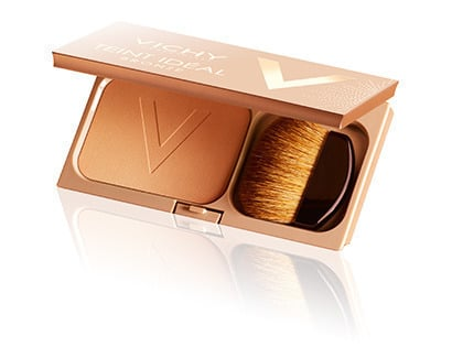 Vichy TEINT IDEAL Bronzing Powder Πούδρα Μπρονζέ, 9.5 gr