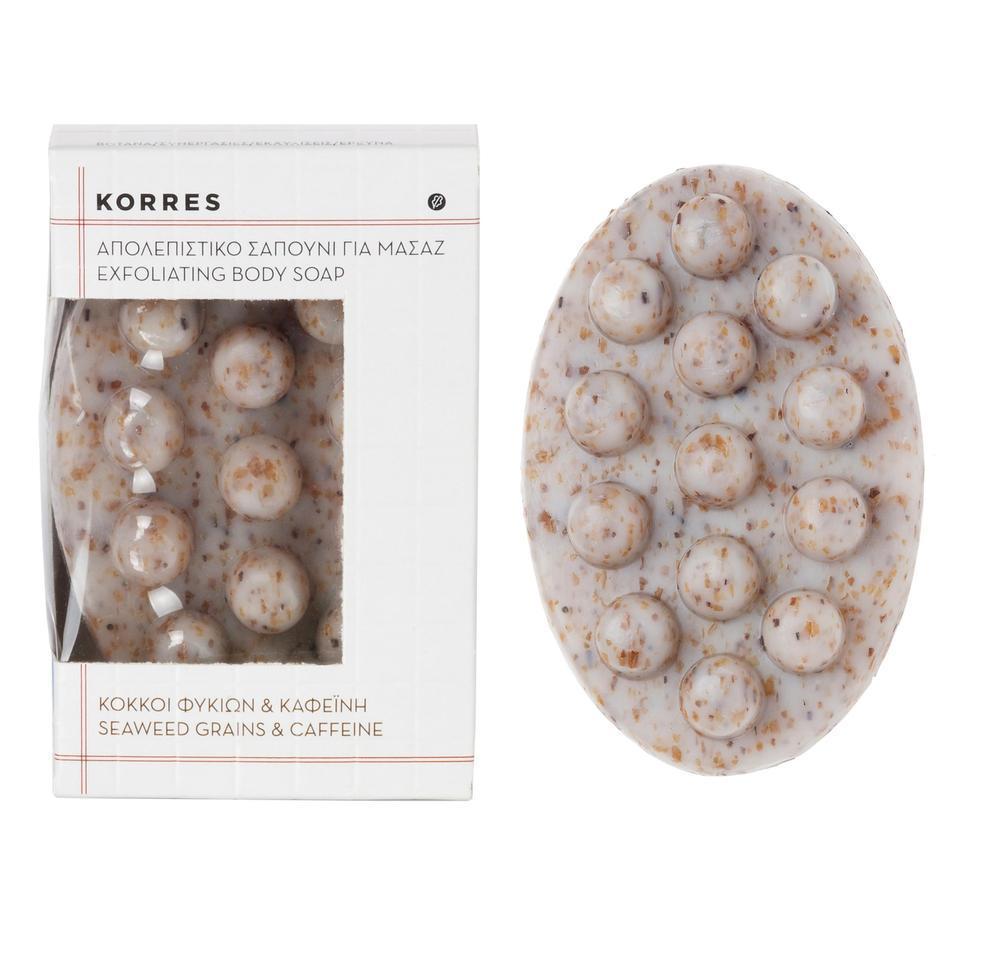 Korres Exfoliating Body Soap, 125 gr
