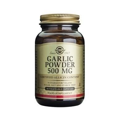 Solgar Garlic 500mg , Σκόρδο 90 caps