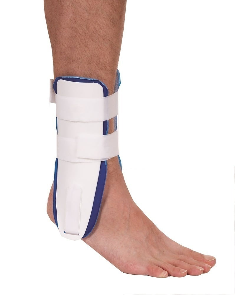 Adco Air - Gel Cast Ankle Stabilizer One Size