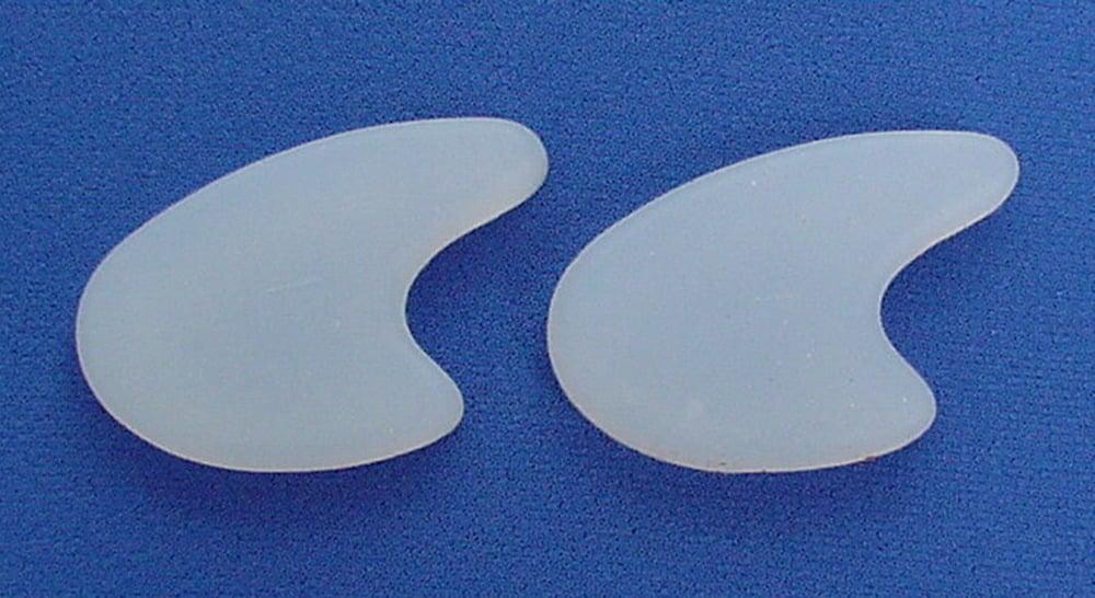Adco Διαχωριστικό Δακτύλων Σιλικόνης Απλό, Επαναφέρει το μεγάλο δάκτυλο του ποδιού στην ορθή θέση & συγχρόνως ανακουφίζει το κότσι, Προστατεύει το 1ο & το 2ο δάκτυλο από τις τριβές, 1 ζεύγος