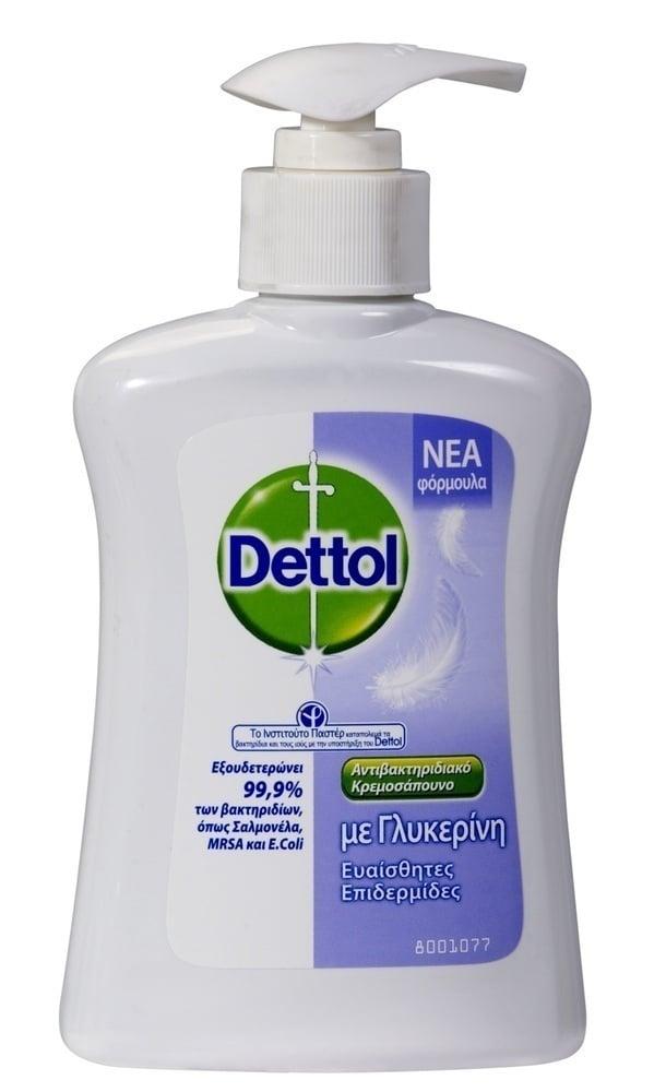 DETTOL Liquid Soap Sensitive, 250 ml