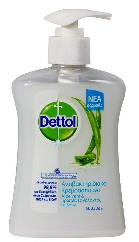 DETTOL Liquid Soap Moisture - Ενυδατικό Αντιβακτηριδιακό , 250 ml