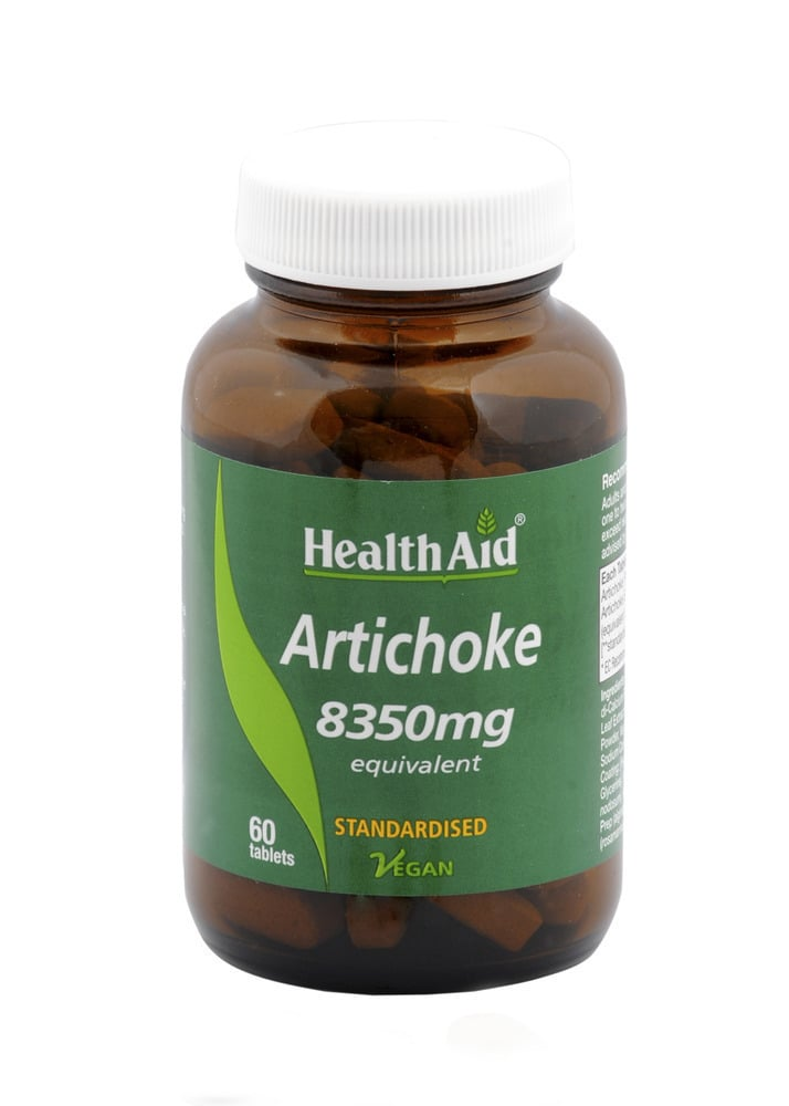 Health Aid ARTICHOKE 8350mg, 60 ταμπλέτες