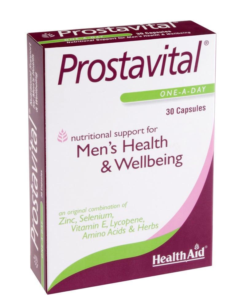 Health Aid Prostavital, 30 caps