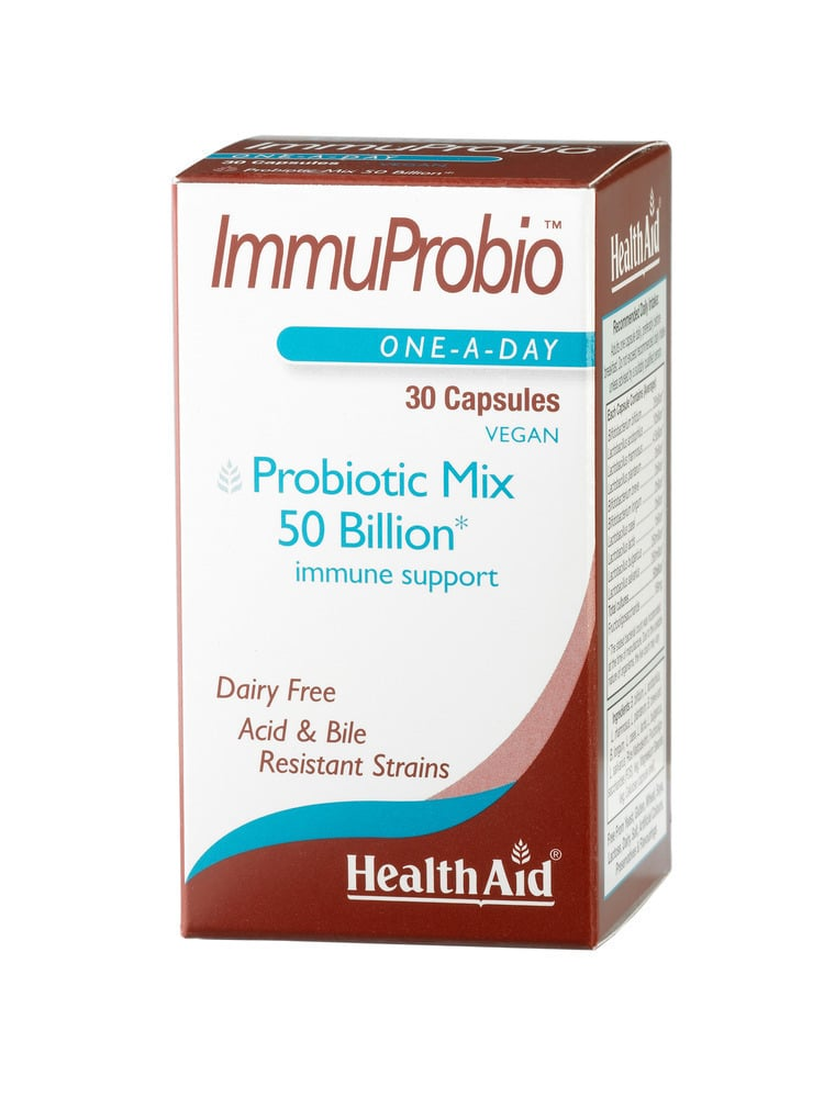 Health Aid ImmuProbio, 30 κάψουλες