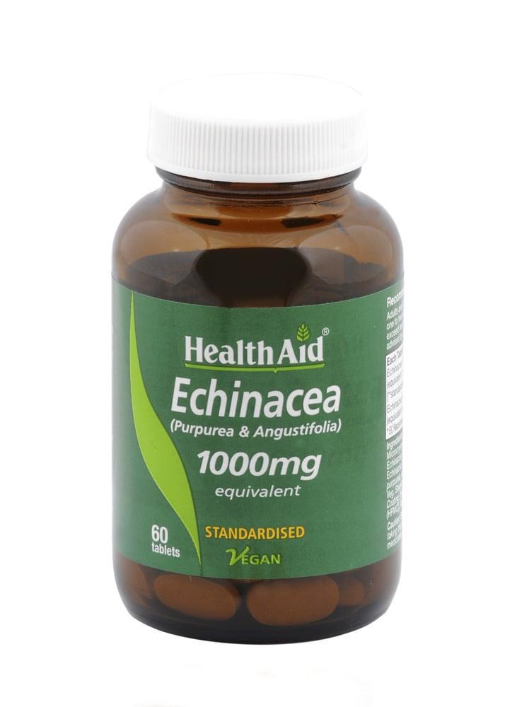 f00ef722ed60 Health Aid Echinacea (Purpurea   Angustifolia) 1000 mg
