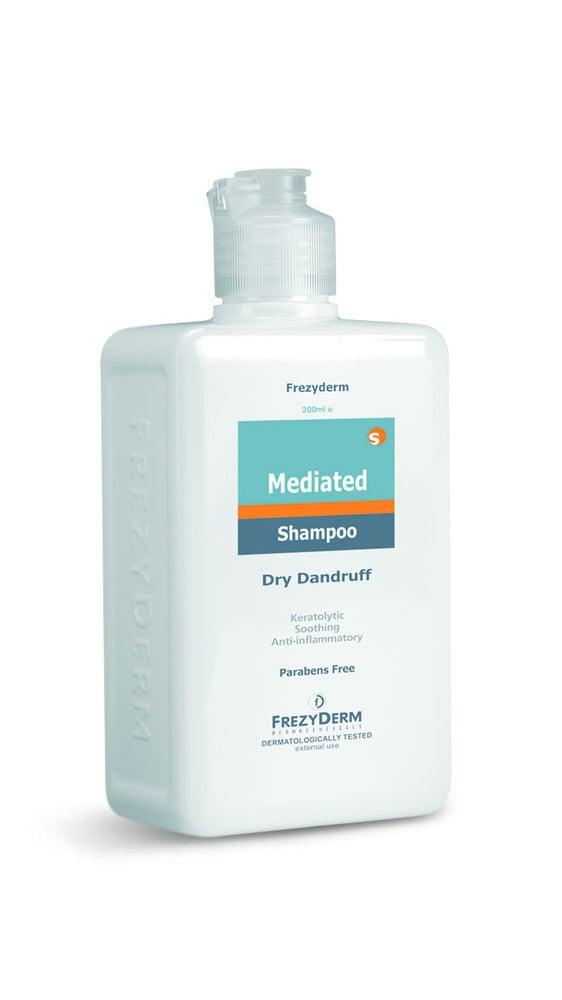 Frezyderm Mediated Shampoo Σαμπουάν για την αντιμετώπιση της Ξηρής Πιτυρίδας, 200ml
