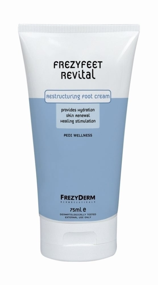 Frezyderm Frezyfeet Revital Nutritional Reconstructive Foot Cream , 75ml