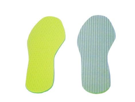 ADCO Πάτος Χλωροφύλλης Αρωματικός (08645) αρωματισμένο στρώμα μαλακού Latex, για ξεκούραστο περπάτημα & την εξουδετέρωση των οσμών, 1 ζευγάρι