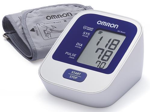 OMRON M2 Basic Ψηφιακό Υπεραυτόματο Πιεσόμετρο Μπράτσου