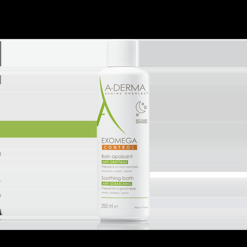 A-Derma Exomega Control Bain Body Καταπραϋντικό Μπάνιο για το αίσθημα κνησμού, 250ml