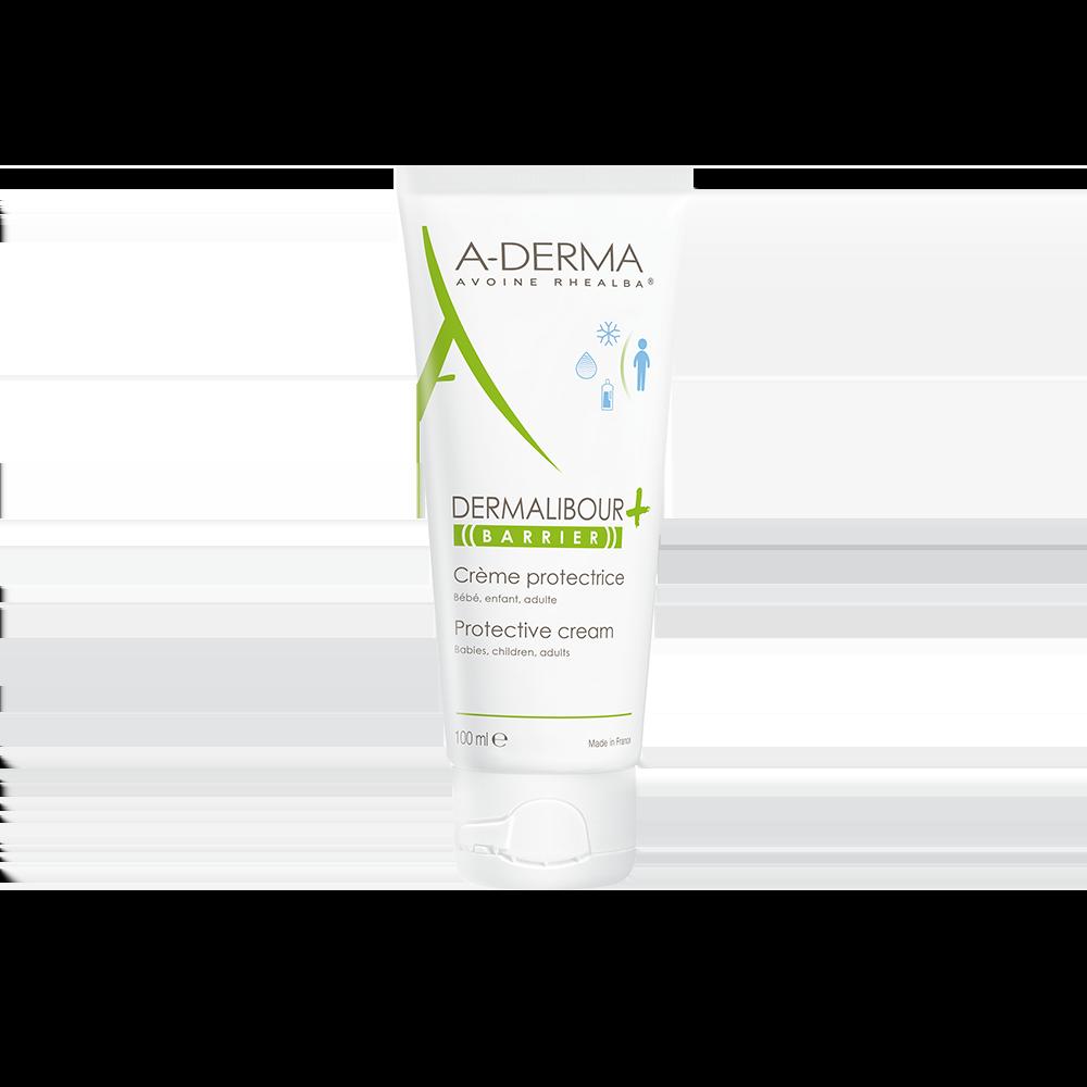 A-Derma DERMALIBOUR+ Protective Cream Προστατευτική Κρέμα για το Ερεθισμένο & Ταλαιπωρημένο Δέρμα,100ml