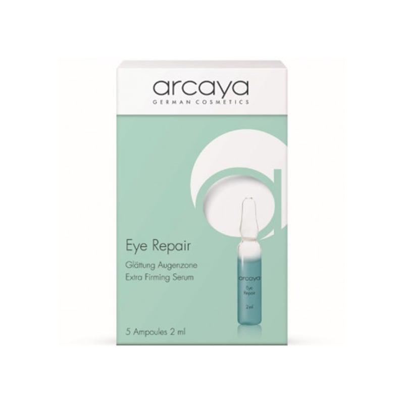 Arcaya Eye Repair Ampoules Αντιρυτιδικές Αμπούλες για την περιοχή των Ματιών, 5 x 2ml