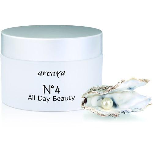 Arcaya No4 All Day Beauty Αντιγηραντική Κρέμα Ημέρας για το Πρόσωπο, 100ml