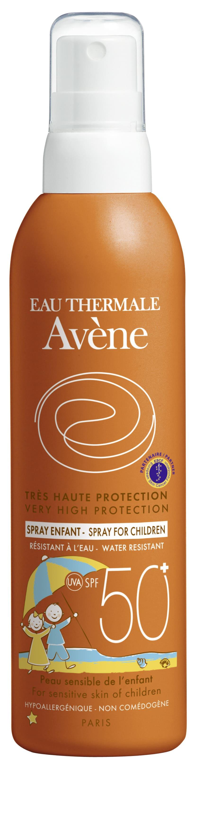 Avene Eau Thermale Spray Enfant SPF50+ Αντιηλιακό παιδικό Σπρέι για Παιδιά, 200ml