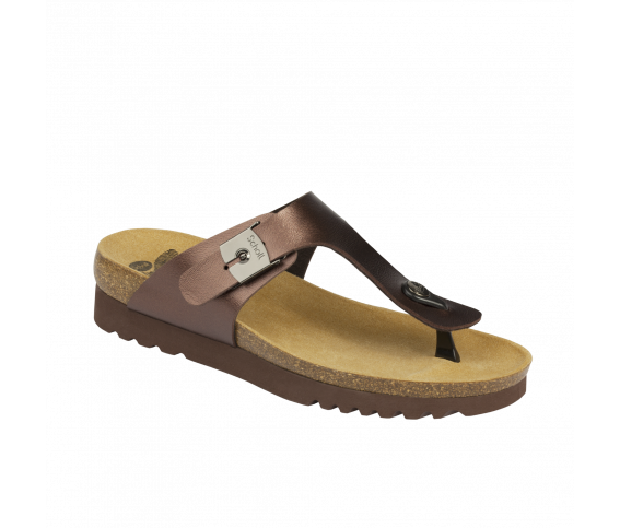 Scholl_Boa_Vista_Sandal_Brown