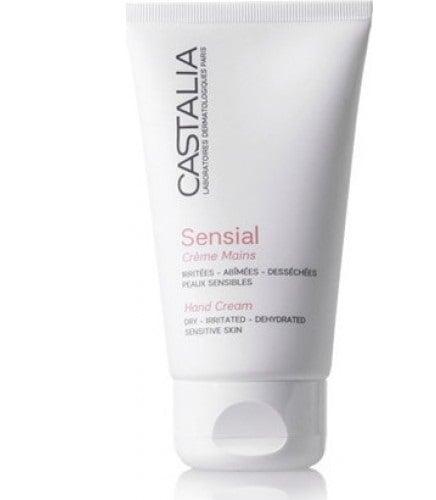 Castalia Sensial Creme Mains Hand Cream Ενυδατική Μαλακτική Κρέμα Χεριών, 75ml