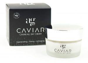 AG Pharm Caviar All Day Cream Πλούσια 24ωρη Κρέμα για πρόσωπο & λαιμό, με χαβιάρι, 50ml